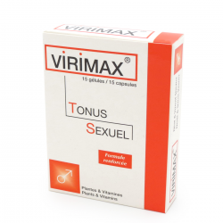 VIRIMAX Tonus Sexuel - Formule renforcée