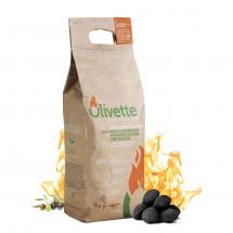 Olivette (Briquette de charbon bio)