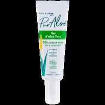Aloe Vera gel 98% organic moisturizer