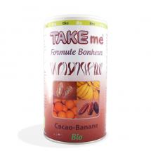 TAKE me Formule Bonheur (Cacao-Banane Bio)