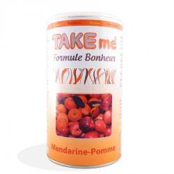 TAKE me (Mandarine-Pomme) - Formule Bonheur