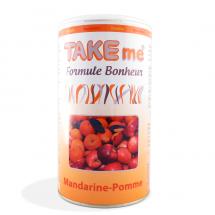 TAKE me Formule Bonheur (Mandarine-Pomme)