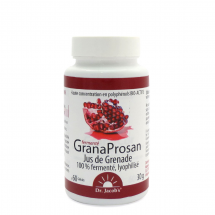 GranaProsan (lyophilized fermented pomegranate juice)