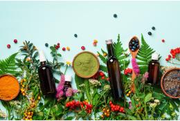 Category Organic Bach Flowers