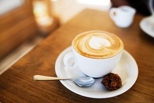 Café végétal non acidifiant