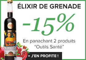 -15% sur l'Elixir en panachant 2 produits Outils Santé